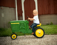 Michael the Farmer TURNS ONE!
